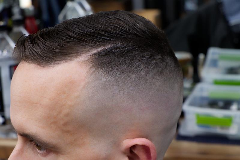 Client Haircut